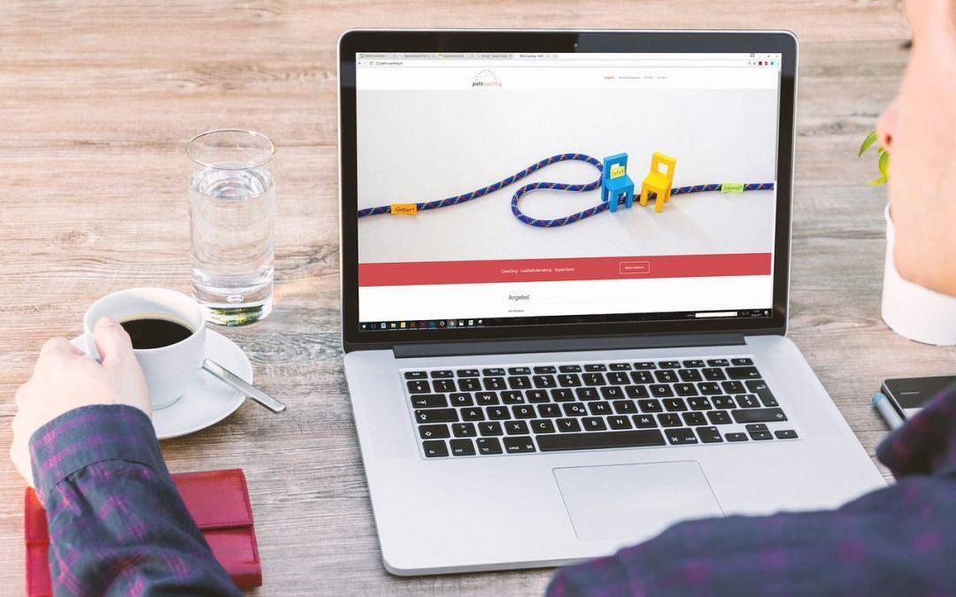 Réaliser son site internet dans le cadre d'une formation
